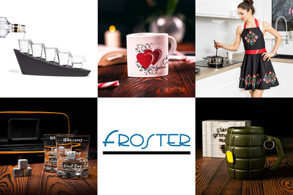Our brand: Froster